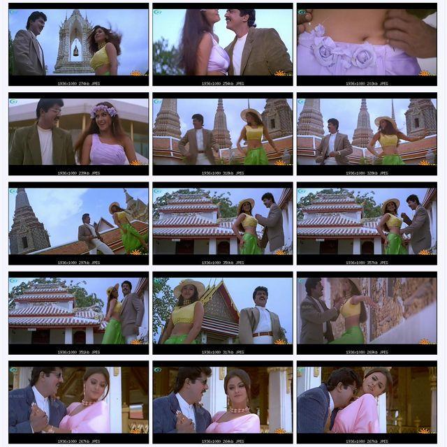 Simran Sexy Navel Song Garuda Garuda Natpukkaga
