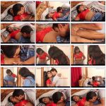 Young Housewife Navel Kissed and Enjoyed