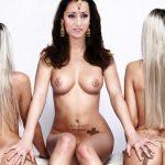 Trisha Naked Bath Ass Show