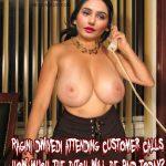 Topless call girl Ragini Dwivedi naked big boobs photo