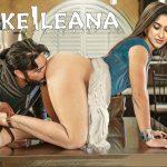 Naked sexy leg ileana ass licked on producer table photo