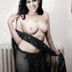Sakshi Tanwar latest topless boobs without bra 2018 fake