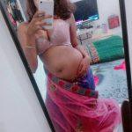 telugu serial meena nude navel exposed in first night dress