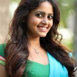 Pragya Nayan green blouse sexy hot boobs inside