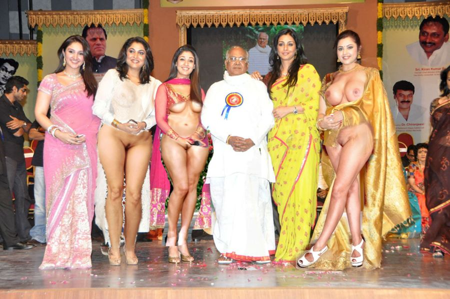 south indian actress naked on stage without clothes