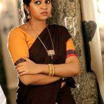 Lakshmi Menon hairy pussy visible in half saree forgot to wear petticoat