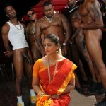 Anushka Shetty waiting in saree to get gang banged actress xxx picture