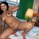 Suja Karthika full nude private photo leaked without dress