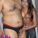 Young Sneha touching producer cock underwear topless big boobs nipple pressed