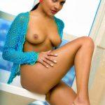 Anasuya Bharadwaj sexy pose naked leg nude hot boobs nipple pic