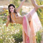 Mehrene Kaur Pirzada xxx yoga photo leaked