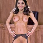 Kajal Aggarwal sexy small boobs shaved pussy xxx image