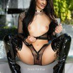 Kalpika Shows her boobs to insta fans