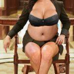Nithya Menon Nude hot xxx black bra nude navel sexy leg