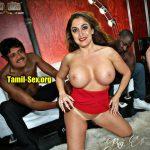 Ramya Krishnan topless boobs latest new 2002 Tamil fake photo