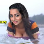 Raiza nude cleavage beach photo shoot 2020 xxx image
