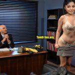 Sanam Shetty stripping bikini bigg boss tamil audition photos