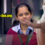 Anitha Sampath sucking bigg boss tamil 4 housemate nude black cock