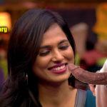 Bigg Boss Tamil Season 4 ramya pandian sucking black cock no condom