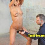 Nikhila Vimal nipple clipped pussy torture naked xxx image