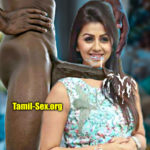 Nude black cock cum on Nikki Galrani face 4k photos