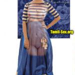 Thanuja Gowda sexy nude x ray body see through xxx fake image