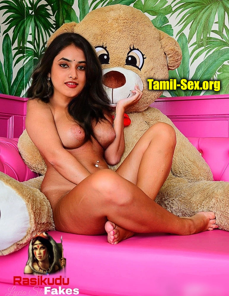 Full nude Priyanka Arul Mohan without dress naked body photo