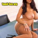 Kajal Aggarwal Nude Bigger Boobs sexy pose image
