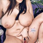 Big boobs milf VJ Archana spreading her pussy lip hairy ugly photo
